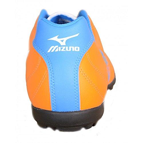 Mizuno - Mizuno Fortuna 4 AS Fútbol Sala Naranja Cuero 158154 Naranja