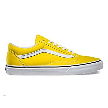 old skool vans gelb