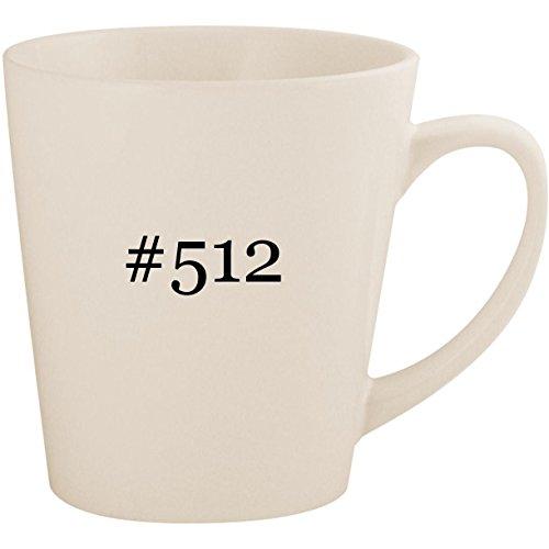 Ddr Sdram Controller - #512 - White Hashtag 12oz Ceramic Latte Mug Cup