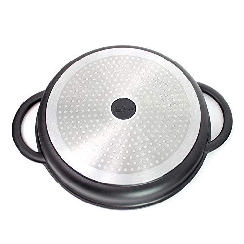 Jean-Patrique-The-Whatever-Pan-Cast-Aluminium-Griddle-Pan-with-Glass-Lid-106-Diameter-Induction-Compatible-Non-Stick