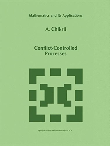Conflict-Controlled Processes (Mathematics and Its Applications)