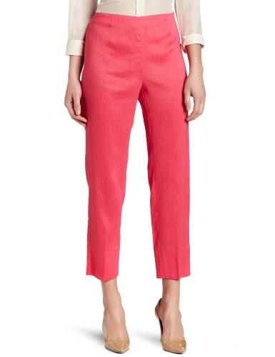 (Jones New York Women's Petite Size No Waist Pant, Primrose 4P)