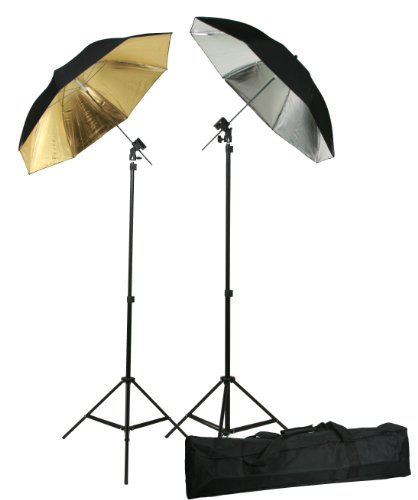 Double Camera Photography Bracket Umbrellas