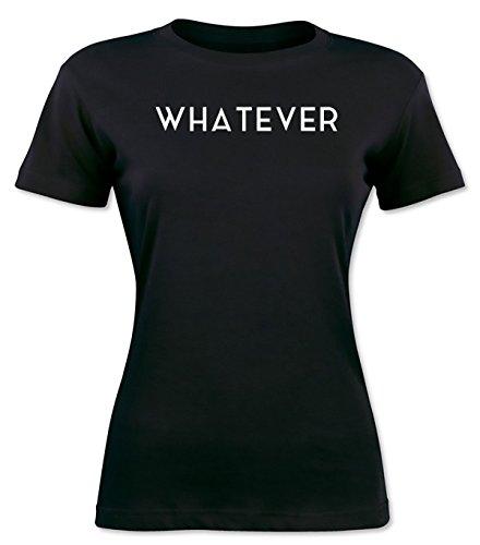 Whatever Single Word Design Women's T-shirt