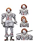 NECA - IT - 7' Scale Action Figure - Ultimate Well House Pennywise (2017)