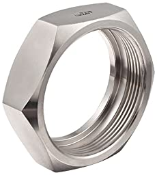 Dixon 13H-G300 Stainless Steel 304 Sanitary Fitting, Bevel Seat Hex Union Nut, 3\