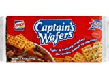 Captain's Wafers Light And Buttery