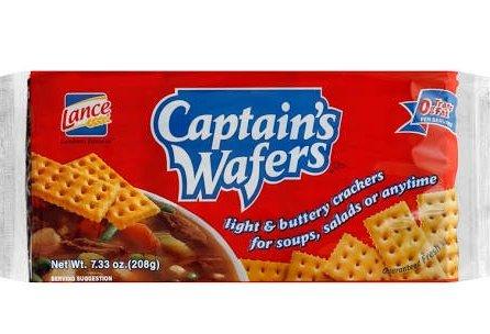 Amazon.com: Lance Captain's Wafer Crackers, 500 Count