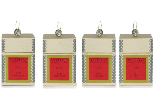 Votivo Red Currant Aromatic Candle - 4 Pack by Votivo