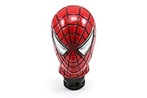 Jackey Awesome Universal Car Truck Manual Gear Stick Shift Lever Knob Carved Spider Man