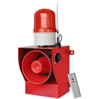 YS-05AY AC110-120V Flashing Light Alarm with Fire Alarm Sounds - Manufacturer With Remote Fire Alarm Sound And Light