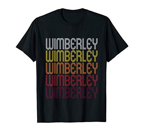 Wimberley, TX | Vintage Style Texas T-shirt (Wimberley Tx)