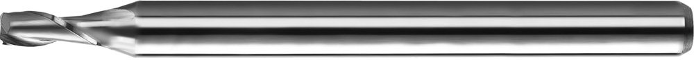 Kyocera 1620-0850D128 2 Flute Solid Round Square End Mill