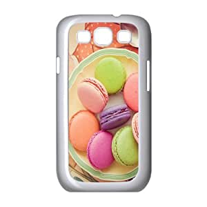 Samsung Galaxy S3 I9300 Macaron Phone Back Case Use Your Own Photo Art Print Design Hard Shell Protection HGF049319