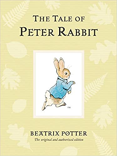 The Tale Of Peter Rabbit Naturally Better Beatrix Potter 9780723263920 Amazon Books