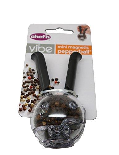 (Vibe Mini Magnetic Pepperball Pepper Mill)
