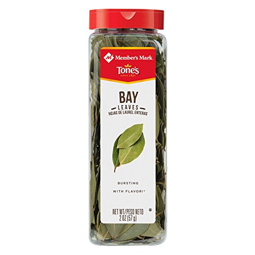 Member's Mark Whole Bay Leaves by Tone's 2 oz. (pack of 4) A1 by Member's Mark