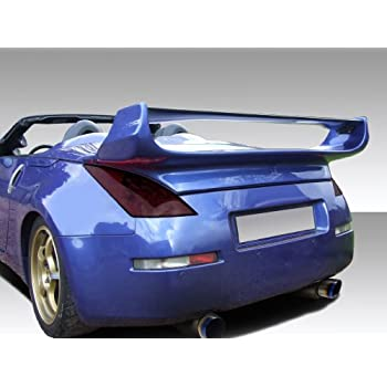 Nissan Z Roadster W together with Nissan Z Custom Front Bumper Cover New Design Body Kit Spoiler Sarona Sport Design Kit Auto Wing Chrome Mesh Grill Accessories additionally  besides F De furthermore Zver Openrwrearangleup. on nissan 350z convertible spoiler