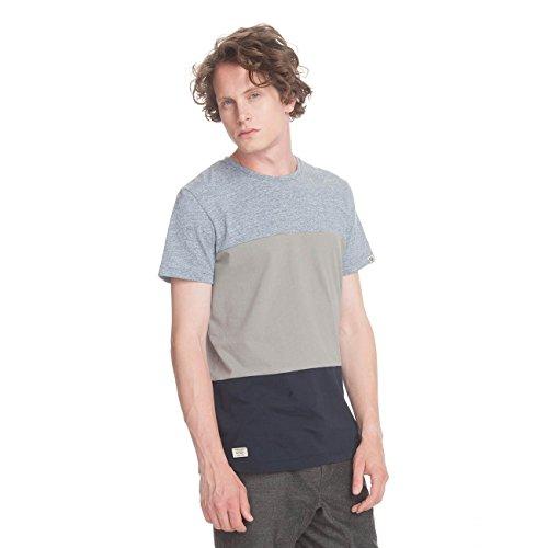 Ragwear Herren T-Shirt CRUZ - BLUE