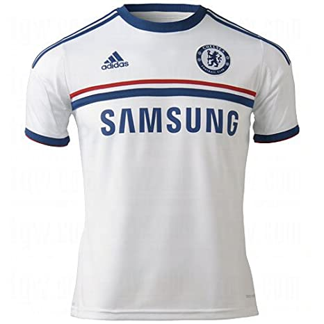 b0b29db097b Image Unavailable. Image not available for. Color  adidas Chelsea FC  2013 2014 Youth Away Jersey
