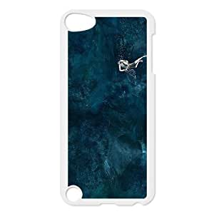 iPod Touch 5 Case White ac78 ben cain art water sea Ryise