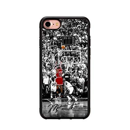 Michael Jordan Iphone 7 Case [custom cas - Custom Nba Iphone Shopping Results