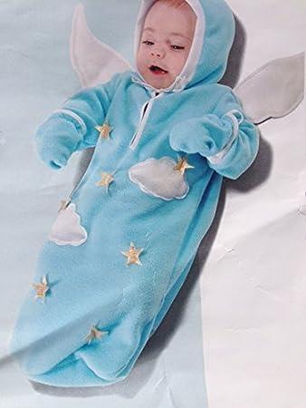 Las nubes-Disfraz de bebé, talla única, de 0 a 9 meses.: Amazon.es ...
