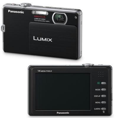 Panasonic Lumix DMC-FP3 14.1 MP Digital Camera with 4x Optical Image Stabilized Zoom and 3.0-Inch Touch-Screen LCD -