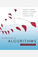 Introduction to Algorithms, 3Ed. (International Edition) (MIT Press) Paperback