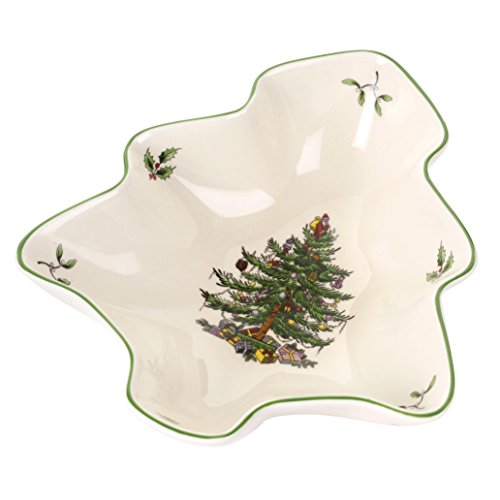 Spode Christmas Tree Individual Tree Bowl