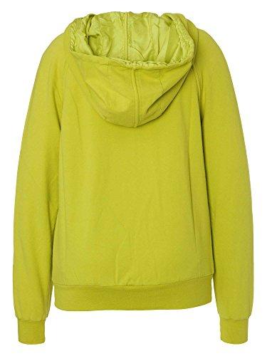 JET SET Chaqueta reversible Grey II Mujer amarillo