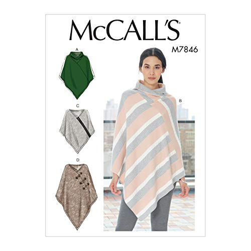 McCall's M7846 Misses Jacket/Coat Pattern Z (Sizes LRG-XLG)