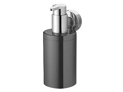 Bisk 05317 Ventura Dispensador de jabón, 7 x 17.2 x 10 cm, acabado cromado