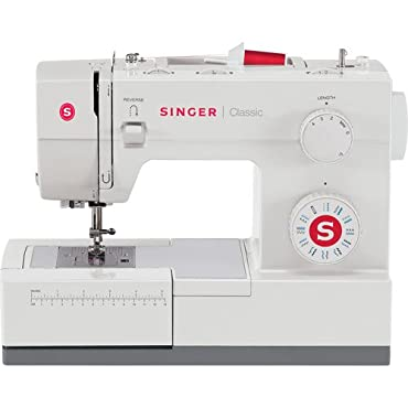 Singer 44S Classic 23-Stitch Heavy-Duty Mechanical Sewing Machine