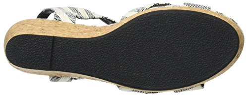 The 110 Black Bear Alec con Sandalias Shoe Plataforma Stripe Multicolor Mujer RdTqz5w