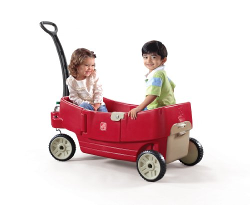 Step2 All Around Wagon For Kids (Best Price On Mulch)