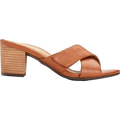 Vionic Women's Lorne Slide Sandal Saddle 9.5 M by Vionic (Image #1)