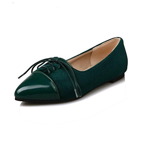 BalaMasa , Sandales Plateforme femme Green