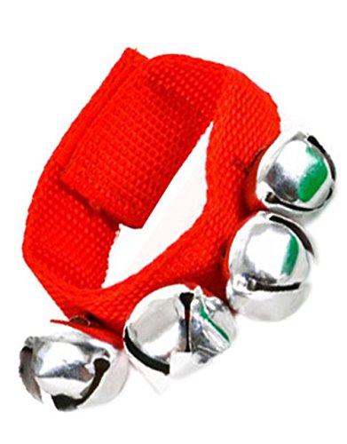 Jingle Bell Rock Costume (Jingle Bell Bracelet Costume Accessory)