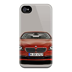 High Impact Dirt/shock Proof Case Cover For Iphone 4/4s (bmw 650i 2012)