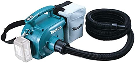 Makita DVC350Z DVC350Z-Aspirador Li-Ion 18V (Negro, Azul, Gris ...