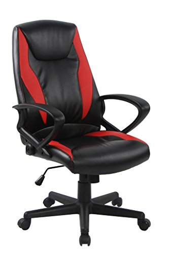 viva-office-fashionable-high-back-bonded-leather-racing-car-style-office-task-chairblack-and-red