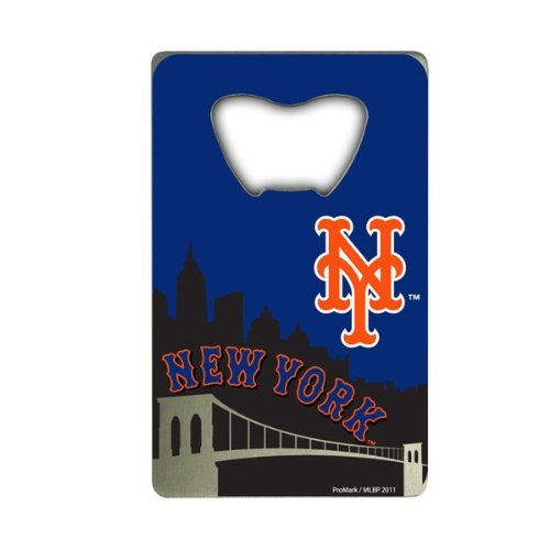 MLB New York Mets Credit Card Style Bottle Opener