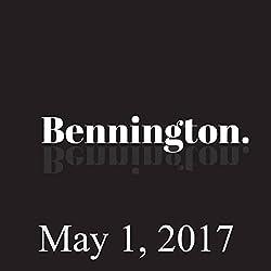 Bennington, May 1, 2017