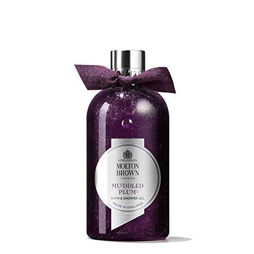 Molton Brown Muddled Plum Bath & Shower Gel, 12.4 oz.