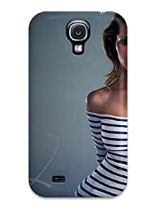 High-quality Durable Protection Case For Galaxy S4(hot Jessica Biel)