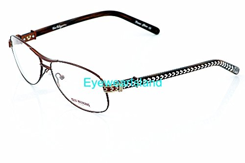 Amazon.com: TRUE RELIGION Colt Eyeglasses Cocoa Optical Frames: Clothing