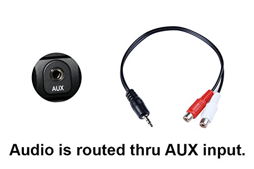 NAViKS HDMI Video Interface Compatible with 2002-2009 Lexus SC430 Add: TV, DVD Player, Smartphone, Tablet, Backup Camera (All Items Sold Separately)