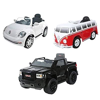 6 Volt Kids Ride On Car Charger, 6V Battery Charger for Kid Trax Disney Frozen Mickey Minnie Mouse Toddler Quad Children Electric BMX X6 Audi R8 Spyder Ride On Toys Replacement: Toys & Games