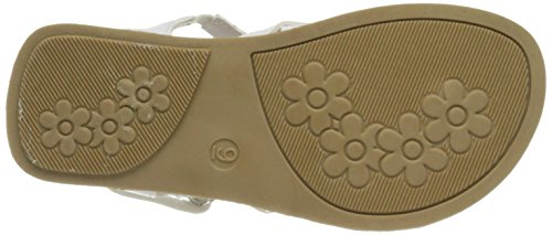 Pictures of Rachel Shoes Girls' Lil Panama Sandal White 7